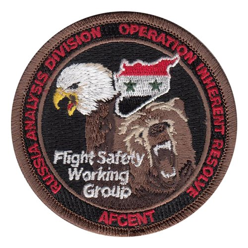 AFCENT/A5 Flight Safety Patch