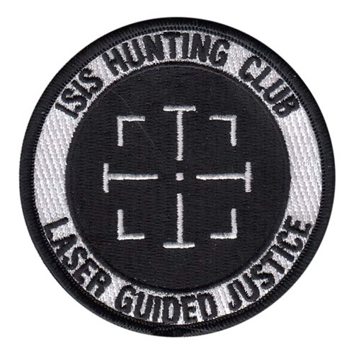 6 SQN RAF ISIS (3 inch) Patch
