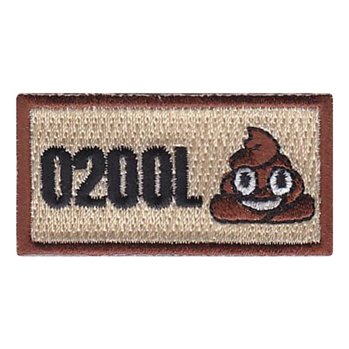 968 EAACS 0200L Pencil Patch