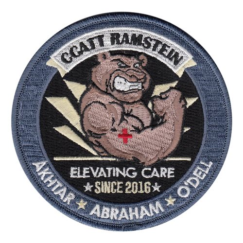 CCATT Elevating Care Patch