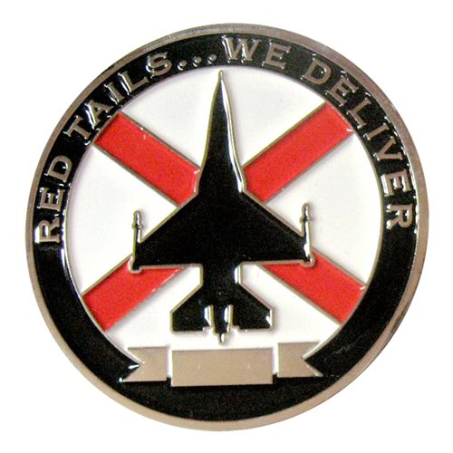 377 FS Challenge Coin - View 2
