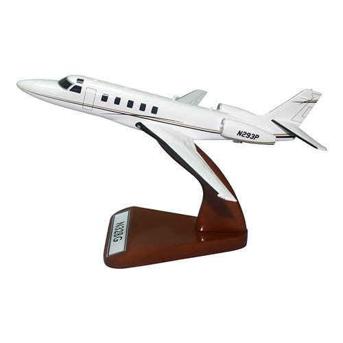 Gulfstream G100 Astra Custom Airplane Model  - View 2