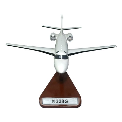 Gulfstream G100 Astra Custom Airplane Model  - View 3