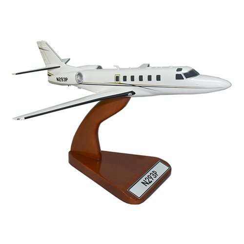 Gulfstream G100 Astra Custom Airplane Model  - View 4