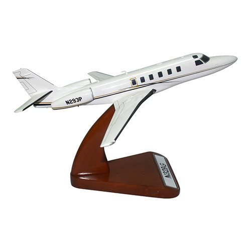 Gulfstream G100 Astra Custom Airplane Model  - View 5
