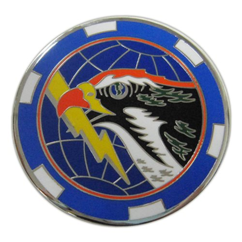 18 RS Challenge Coin