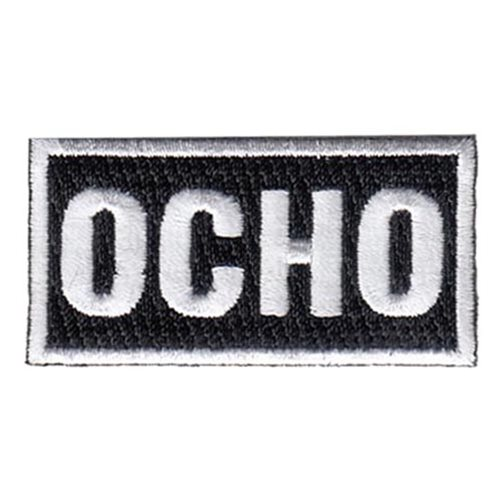 19 OG OCHO Pencil Patch