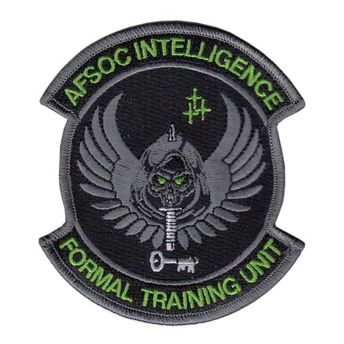 AFSOC IFTU Patch