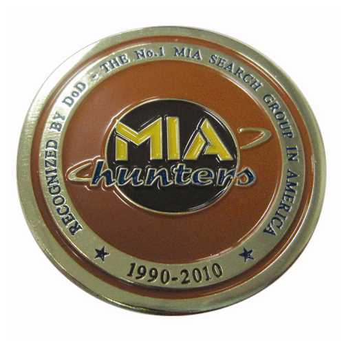 MIA Hunters Coin