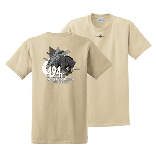 494th EFS Shirts  - View 2
