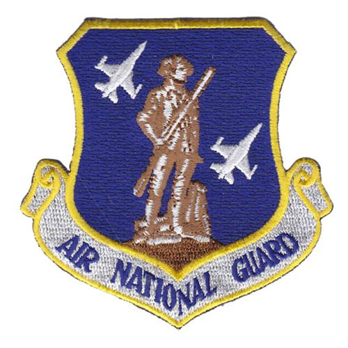 ANG F-16 Patch