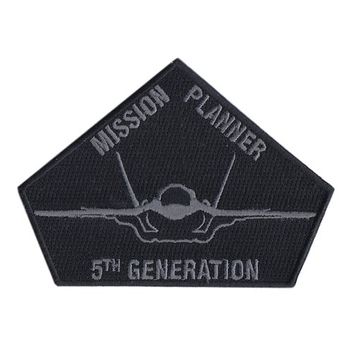 Royal Norwegian Air Force Mission Planning Patch