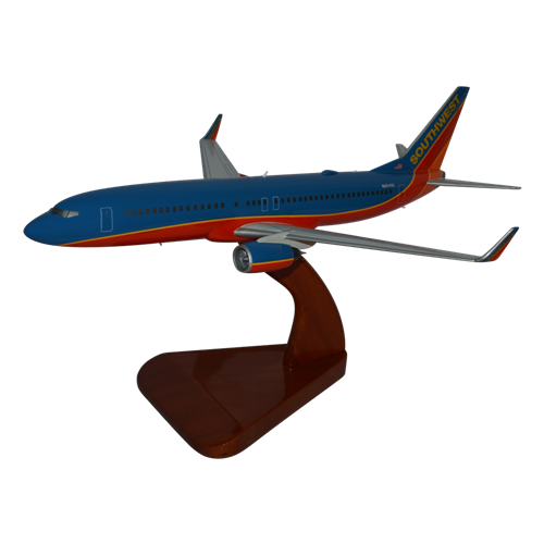 Southwest Boeing 737-800 Custom Airplane Model  - View 2