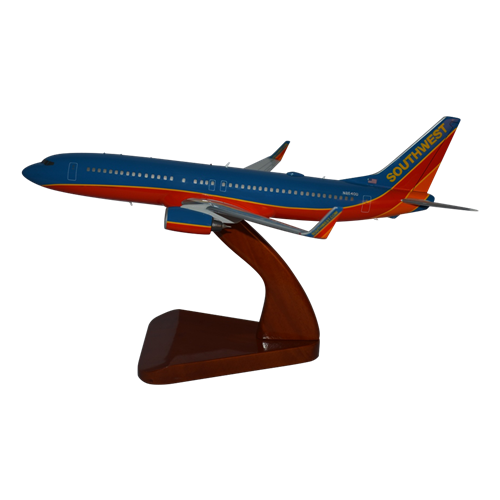 Southwest Boeing 737-800 Custom Airplane Model  - View 3
