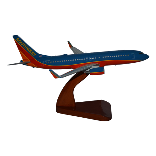 Southwest Boeing 737-800 Custom Airplane Model  - View 5