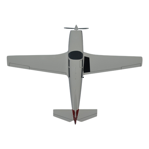 Mooney M20E Custom Airplane Model  - View 5