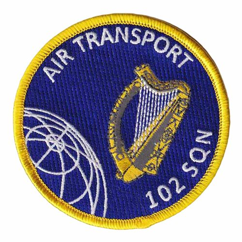102 Squadron Air Transport Patch