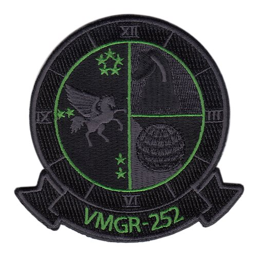 VMGR-252 Black Out Patch