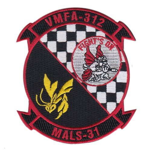 VMFA-312 MALS-31 Patch