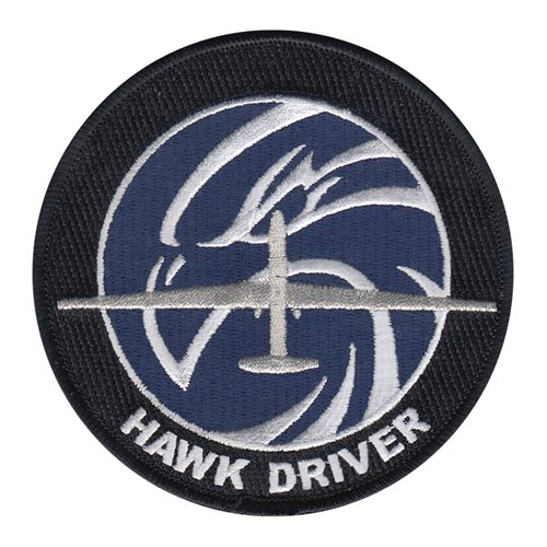 69 RG Hawk Driver Patch
