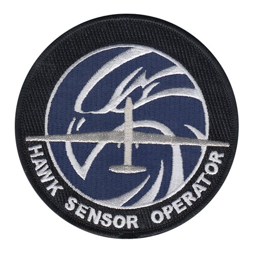 69 RG Hawk Sensor Operator Patch