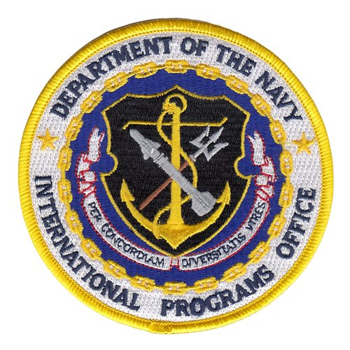 International Programs Office Patch