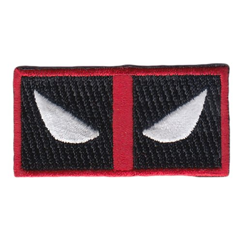 CCATT Deadpool Pencil Patch