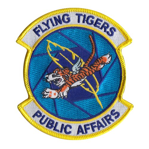 23 WG Public Affairs Patch