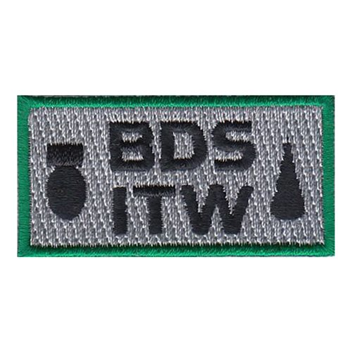 321 MS BDS ITW Pencil Patch