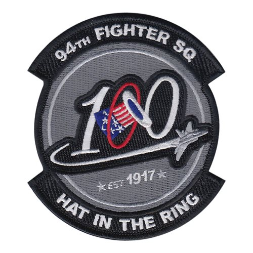 94 FS 100 Year Anniversary Patch