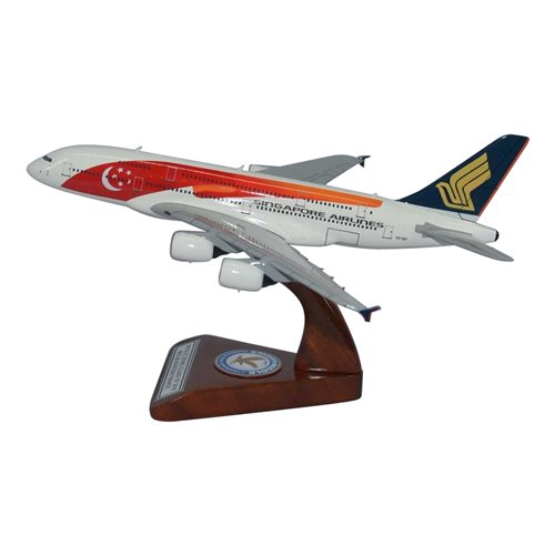 Airbus A380-800 Custom Airplane Model  - View 2