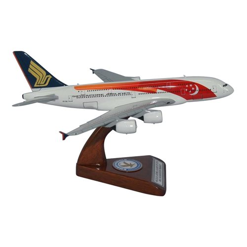 Airbus A380-800 Custom Airplane Model  - View 4