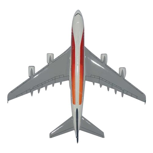 Airbus A380-800 Custom Airplane Model  - View 5