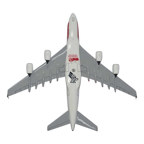 Airbus A380-800 Custom Airplane Model  - View 6