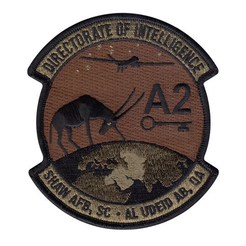 AFCENT/A2 OCP Patch