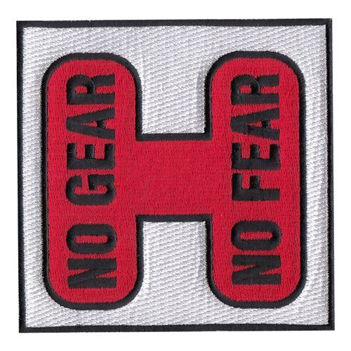 9 AS No Gear No Fear Patch