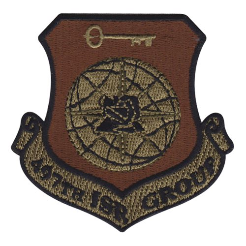 497 ISRG OCP Patch