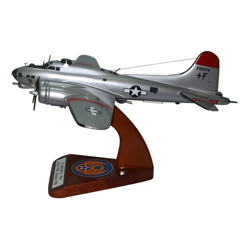 851 BS B-17G Flying Fortress Custom Airplane Model  - View 2