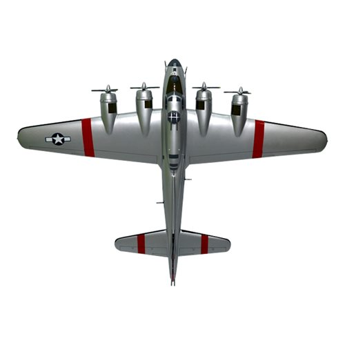 851 BS B-17G Flying Fortress Custom Airplane Model  - View 5