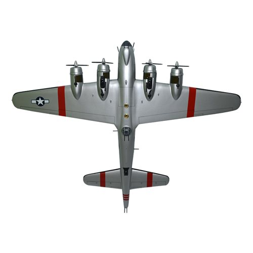 851 BS B-17G Flying Fortress Custom Airplane Model  - View 6