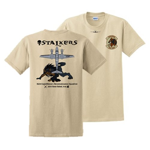 362nd ERS Shirts  - View 2