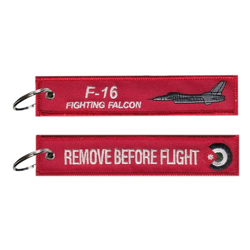 1 FS RJAF  F-16 Fighting Falcon Key Flag