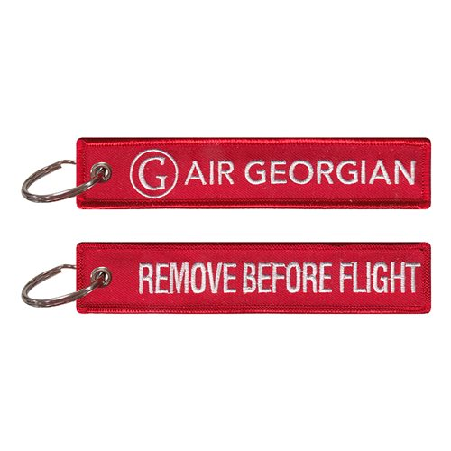Air Georgian Key Flag