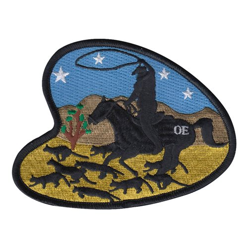 419 FLTS OE Cats Patch