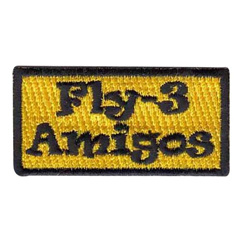 94 FTS Fly-3 Amigos Pencil Patch