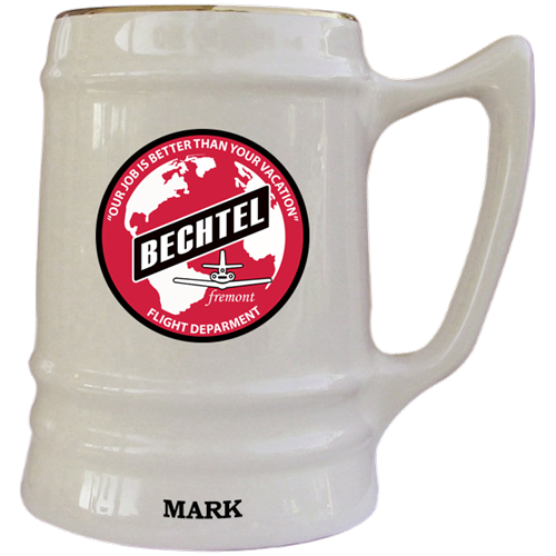 Bechtel Ceramic Mugs