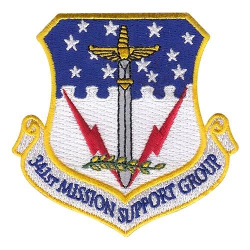 341 MSG Patch
