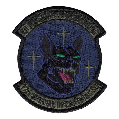 17 SOS Subdued Patch