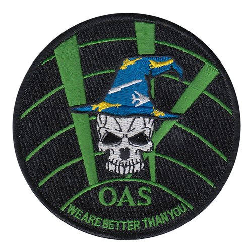 9 BS OAS Patch