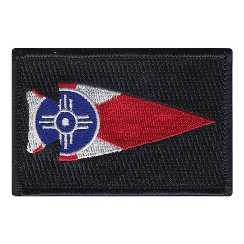 184 MDG Wichita Goruck Patch